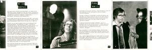 Ben Folds Fanzine by jfleck