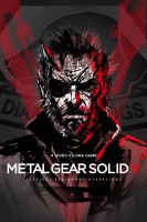 MGSV Poster by ManBean