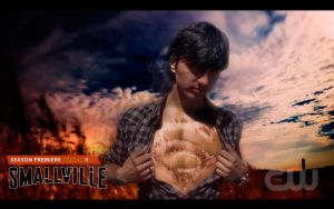 Smallville by deviilll