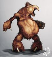 Alf Redesign by Light-Schizophrenia
