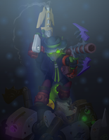 Spiral Knights- The Old West Gunner by MakingBelieve