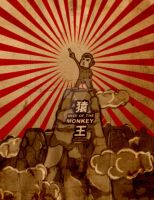 Rise of the monkey by xiaobaosg