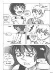 Warui Ko (a HakuSera mini comic) page 1 by shiharu1217