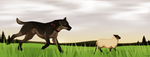 Little Sheep - Brophy RoM - Partnership Trait by Cougar28
