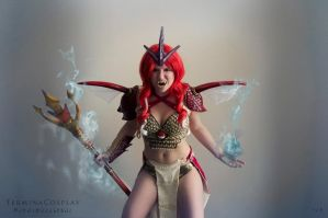 Dragon Rage by TerminaCosplay