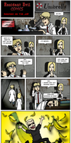 Resident Evil Comic: Sleeping on the Job by Jacob-R-Goulden