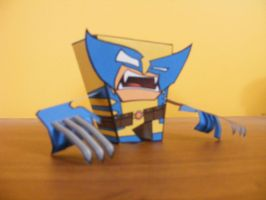 Wolverine by IdeatoPaperStudios