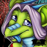 [Icon] - DragonManMike by Temrin