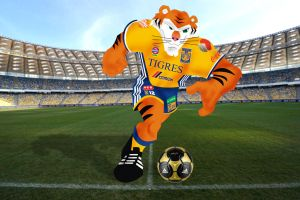 mascota tigres wallpaper by aldebaran2003