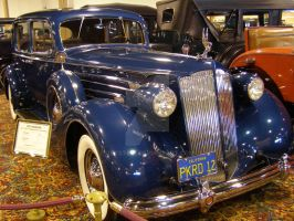 Big Blue Packard by Jetster1