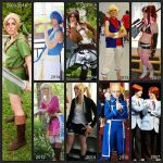 Updated Cosplay Collection 2007-2014 by Misakochan
