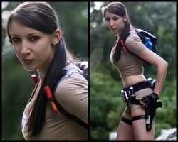 Lara Croft - Legend 2 by PartWish