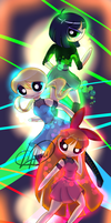 We Are the Powerpuff Girls by SweetLilHaru