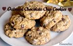 Oatmeal Chocolate Chip Cookies by Cassandrina
