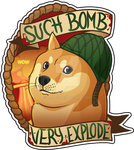 CS:GO Sticker - Doge by zombie