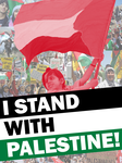 I Stand With Palestine by Party9999999
