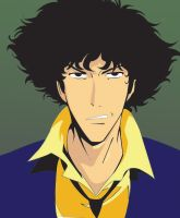 Spike Spiegel by Abnormal-Child