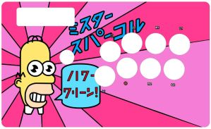 Mr. Sparkle MadCatz TE Stick A by argantes