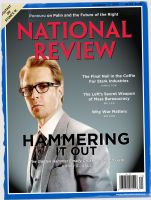 National Review, November 2008 by nottonyharrison