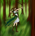 (Contest) The Archer by Xovinx
