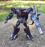 Transformers Prime Shockwave by Unicron9