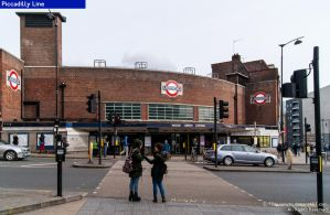 Wood Green by TPJerematic