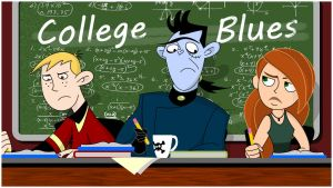 College Blues by hotrod2001