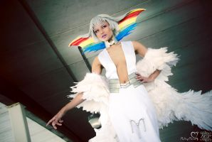 Who runs the world? Ragyo cosplay by the-mirror-melts
