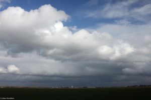 Storm over Oss by jochniew