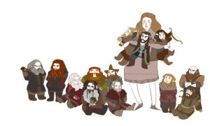 just me and the dwarfs by ThePyf