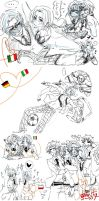 APH: The World Loves Italy by theCheeseCracker