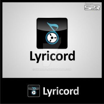 Lyricord Mobile Application - Official Icon by iwanbjo