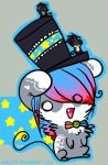 lol i have a tophat by Luna34