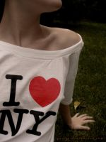 I love NY by gusiia