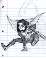 Damian Wayne by none-of-the-sort