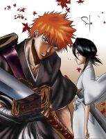 bleach by sal0