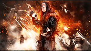 The Undertaker The Phenom The Deadman Wallpaper by T1beeties