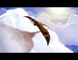 HTTYD: Cloud Symphony by AdoobibullTwin4