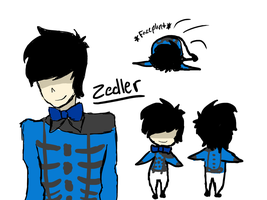 Zedler Doodles by AmbulanceHeartAttack