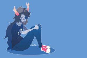 Vriska by BrookiexMonster