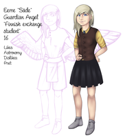 Eeme 'Saede' ref by Agowilt