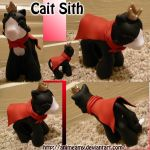 Cait Sith My Little Pony by AnimeAmy