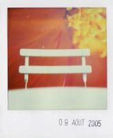 summer chair by prismopola