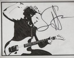 Sammy Hagar Signed by chouxchou
