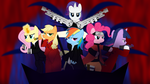 MLP Anime is magic by sakatagintoki117
