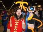 George Harrison with Fnatic Janna (that happen) by KingOfJin