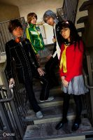 Persona 4: Going up Next level by gacktstream