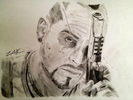 FAR CRY 3-VAAS MONTENEGRO by zakValkyrie