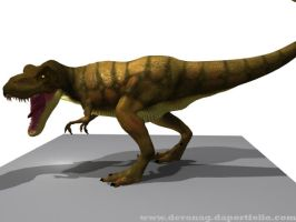 Trex by DevonAG
