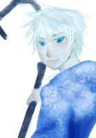 December 1st: Jack Frost by Ci-chan91
